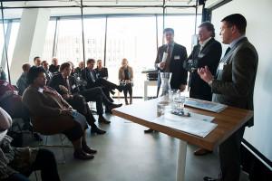 Begeleiding bijeenkomst Metropool Regio Amsterdam